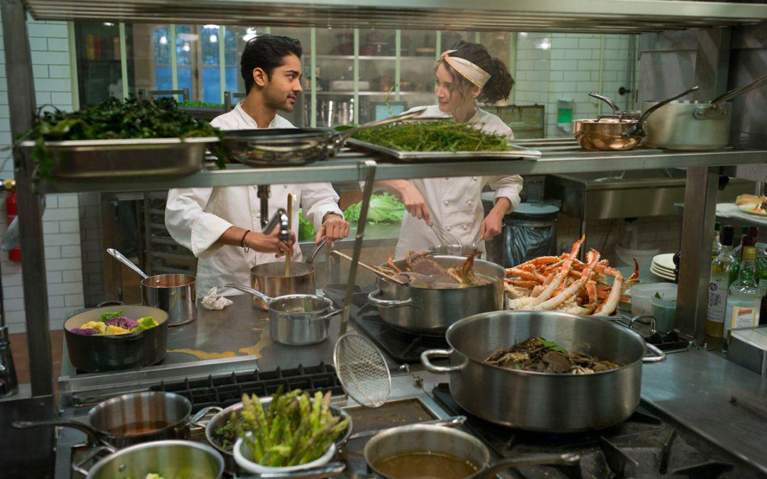 Cine y cocina: Un viaje de diez metros